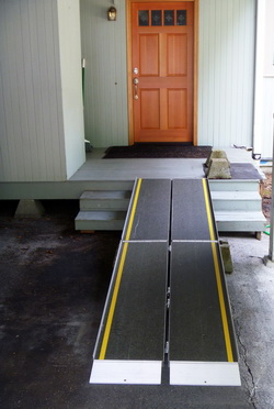 Ramp at home