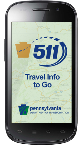 Great new Mobile App from PennDOT