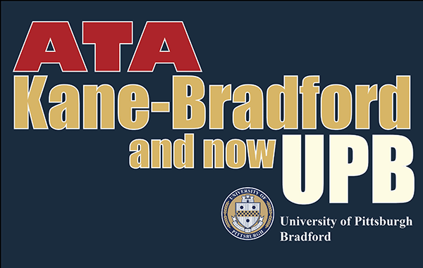 Kane Bradford and now UPB 2012