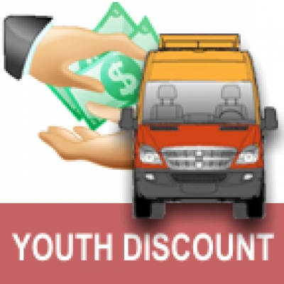 Discounted Fares for Youth