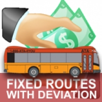 Fixed Route With Deviation (FD)