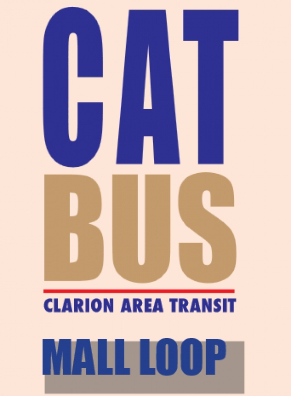 Clarion Mall Loop Fares & Passes
